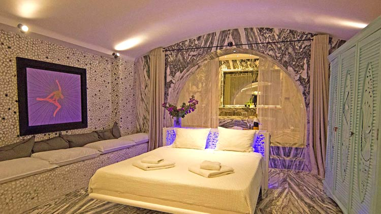 Luxury Room at Calilo Hotel