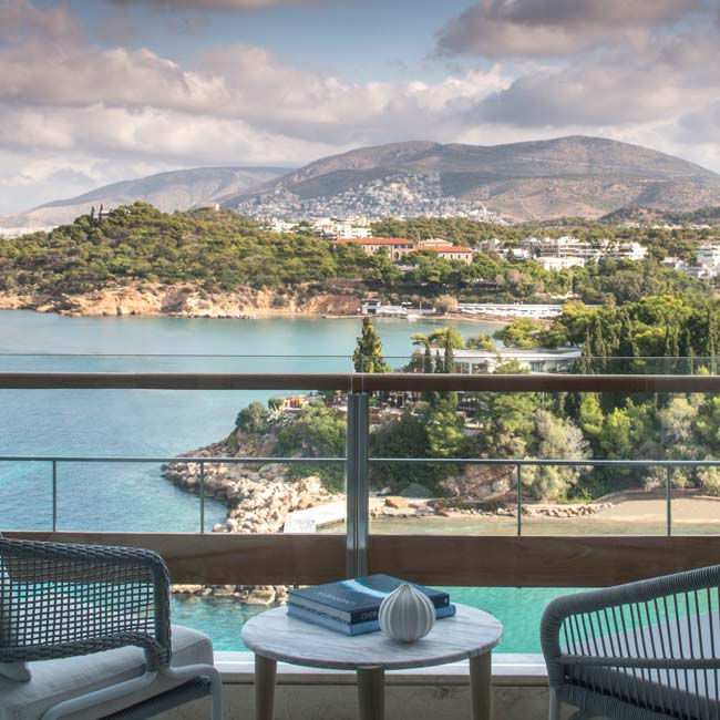 Four Seasons Astir Athens - Travelive Blog