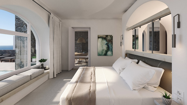 Canaves Oia Epitome - Luxury Accommodations