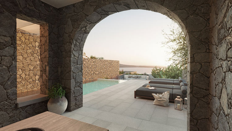 Canaves Oia Epitome - Private Suite