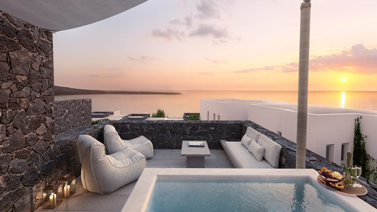 Canaves Oia Epitome - Suite
