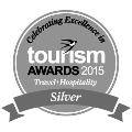Tourism Awards 2015 - Silver