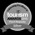 Tourism Awards 2015 - Silver