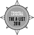 Travel + Leisure A-List 2018