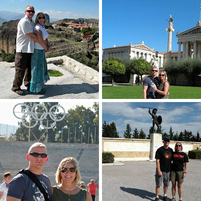 Don & Joy in Greece - Travelive Reviews