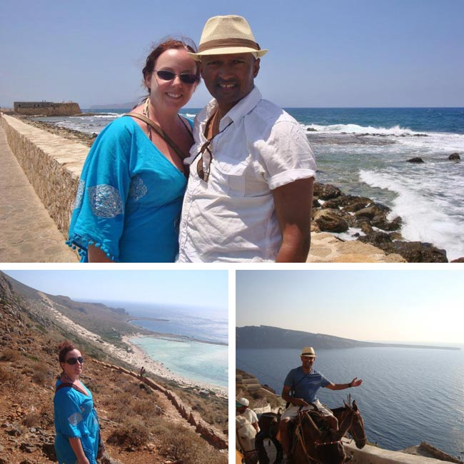 Jay & Lisa in Greece - Travelive Reviews
