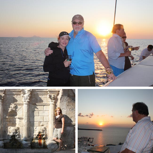 Jim & Karen in Greece - Travelive Reviews