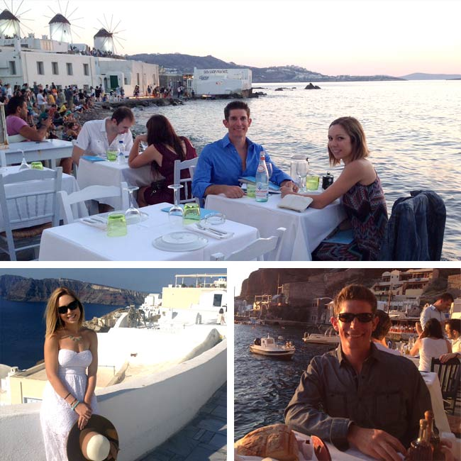 Jim & Whitney in Greece - Travelive Reviews