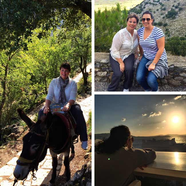Mara & Barbara in Greece - Travelive Reviews