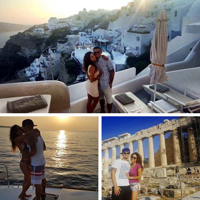 Mayra & Rene in Greece - Travelive Reviews