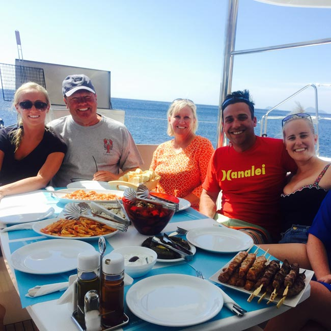 Michelle Family in Greece - Travelive Reviews