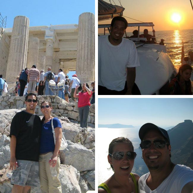 Renee & Jason in Greece - Travelive Reviews