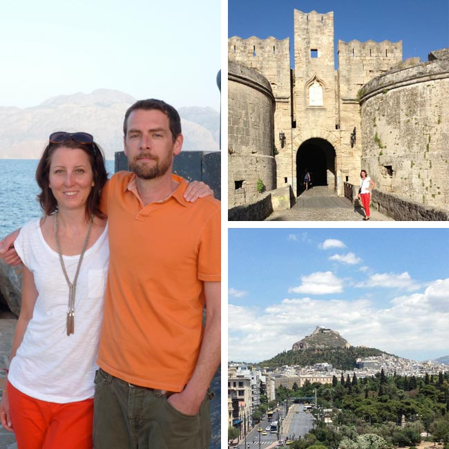 Ryan & Zoe in Greece - Travelive Reviews