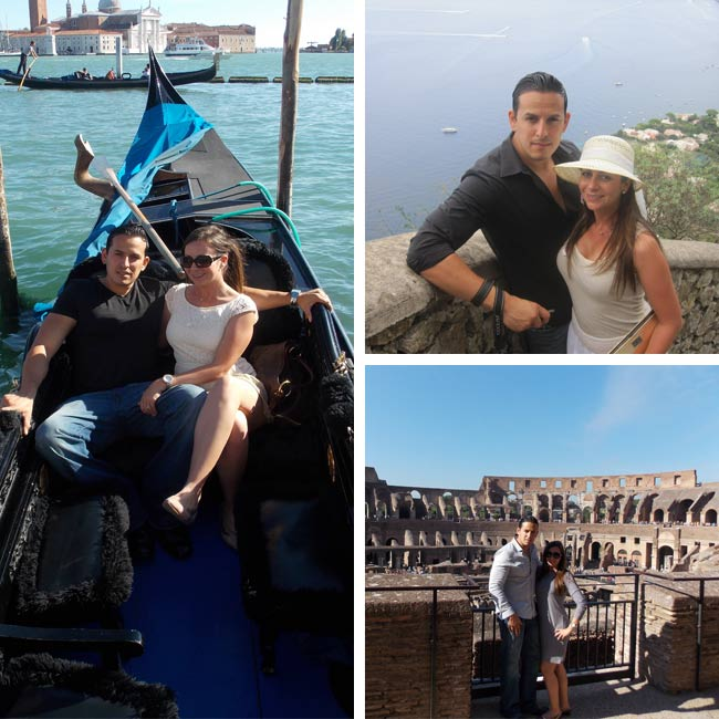 Brittney & Casey in Italy - Travelive Reviews