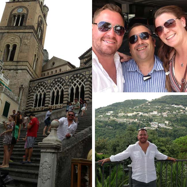 Darcie & Matthew in Italy - Travelive Reviews