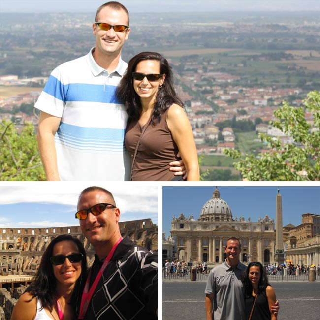 Dave & Renee in Italy - Travelive Reviews