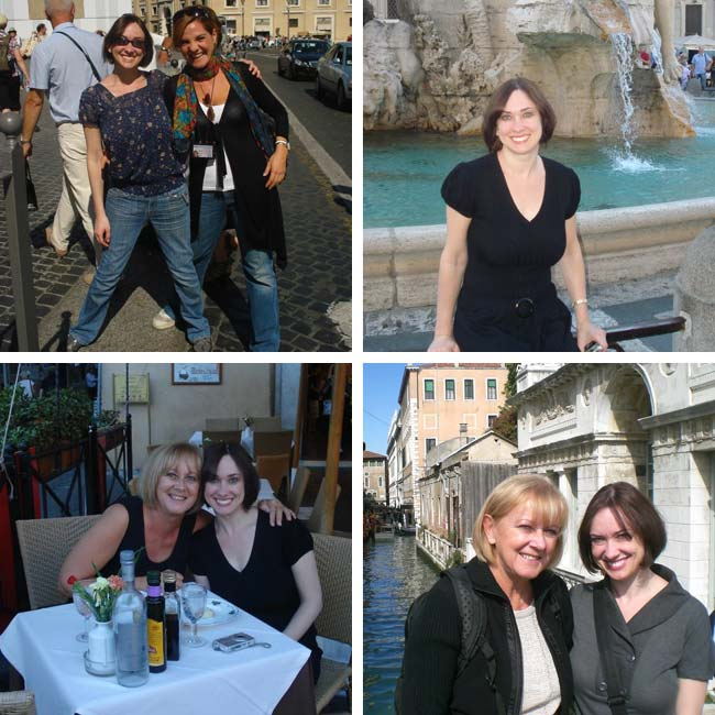 Gretchen & Mary in Italy - Travelive Reviews