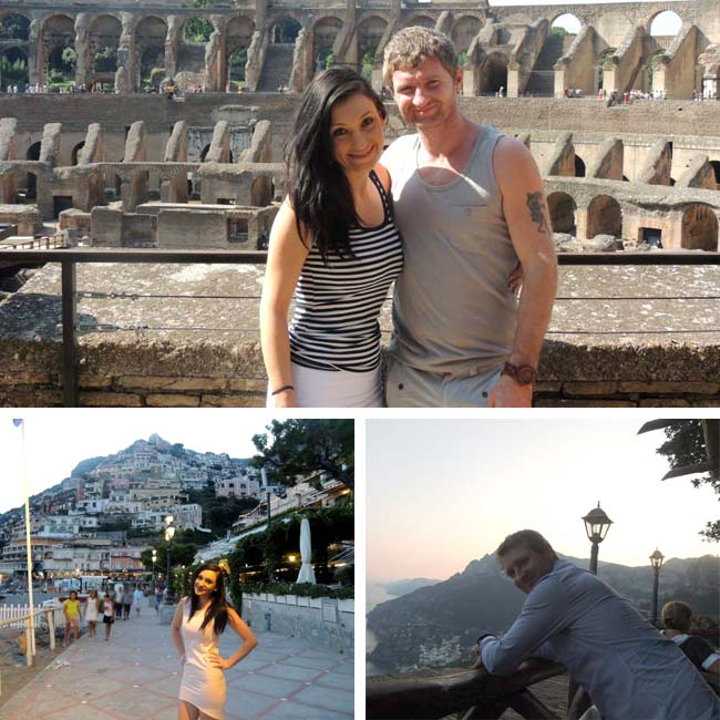 Ivanka & Mark in Italy - Travelive Reviews