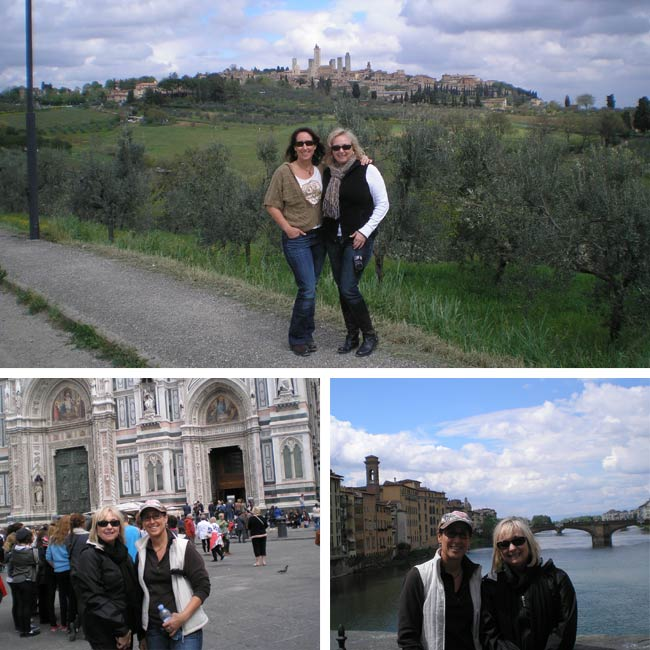 Jennie & Tristin in Italy - Travelive Reviews