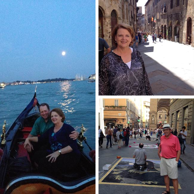 Kim & David in Italy - Travelive Reviews