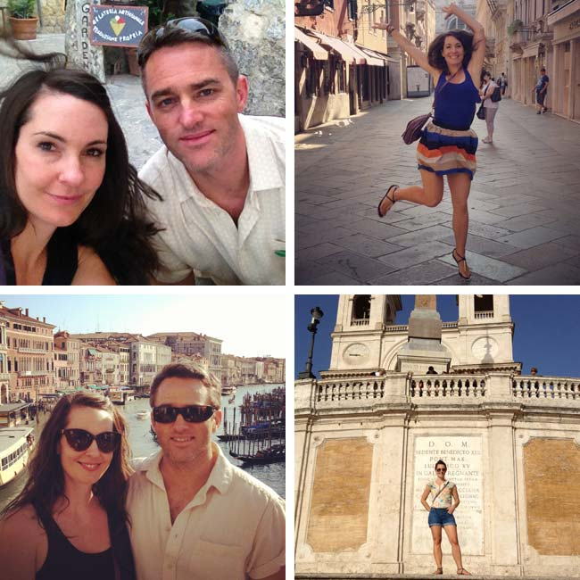 Kristie & Jason in Italy - Travelive Reviews