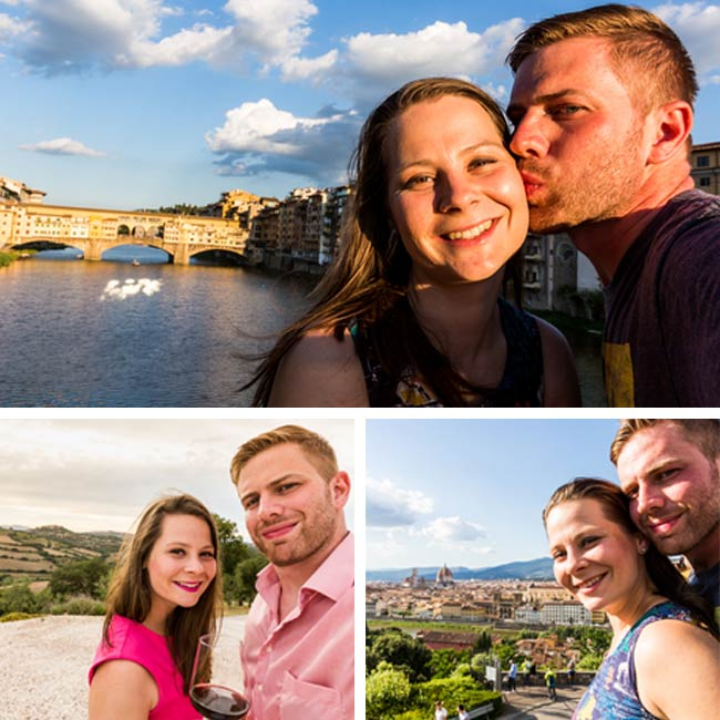 Matt & Amy in Italy - Travelive Reviews