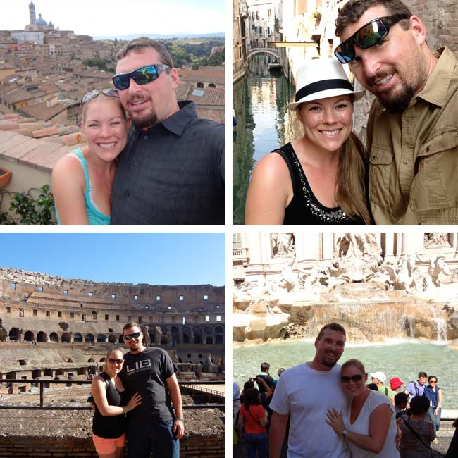 Molly & Brendan in Italy - Travelive Reviews