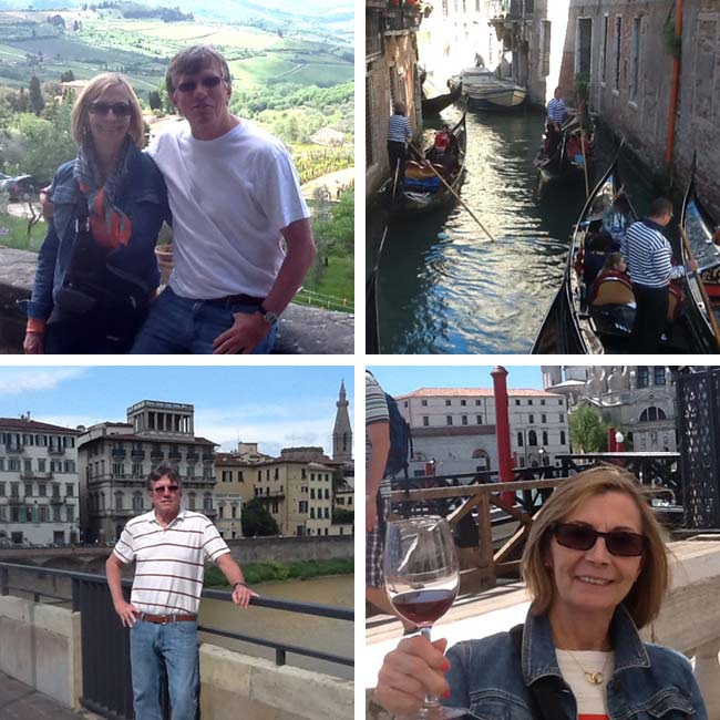 Nancy & Charlie in Italy - Travelive Reviews