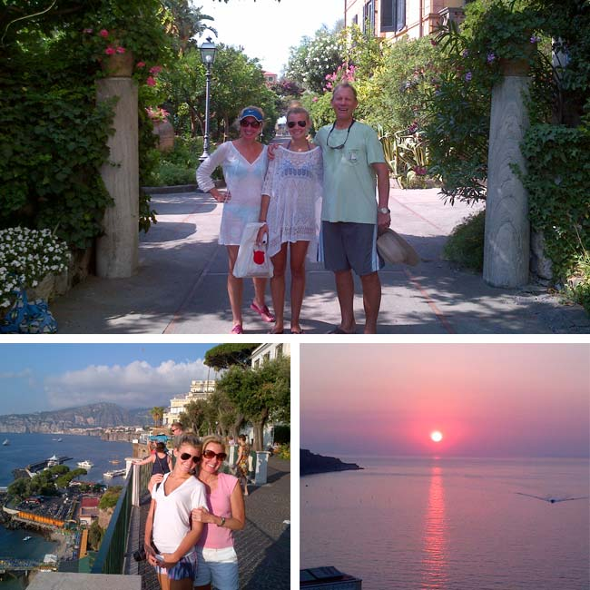 Paul, Emma & Amy in Italy - Travelive Reviews