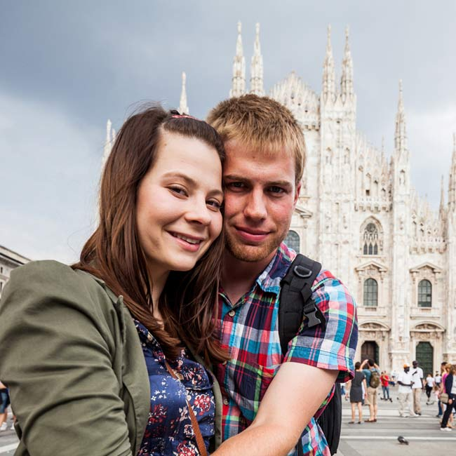 Rachel & Joey in Milan, Italy - Travel Reviews