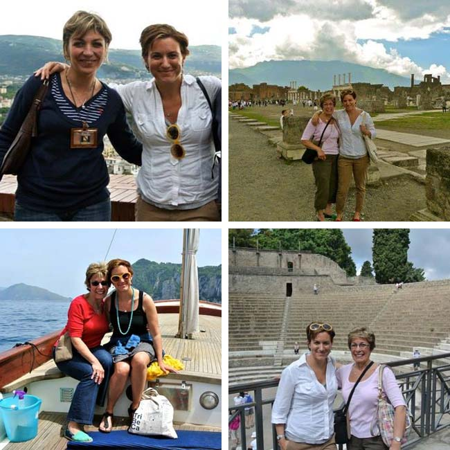 Tara & Fran in Italy - Travel Reviews