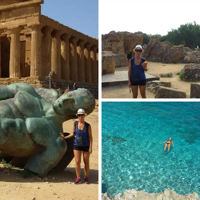 David & Vas in Sicily - Travelive Reviews