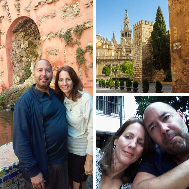 Colleen & Angel in Spain - Travelive Reviews
