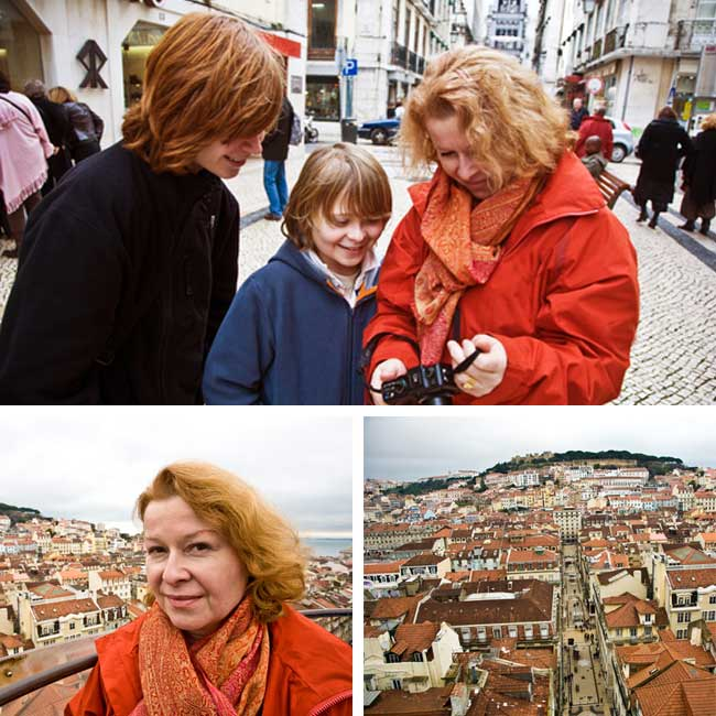 Michelle & Family in Lisbon - Travelive Reviews