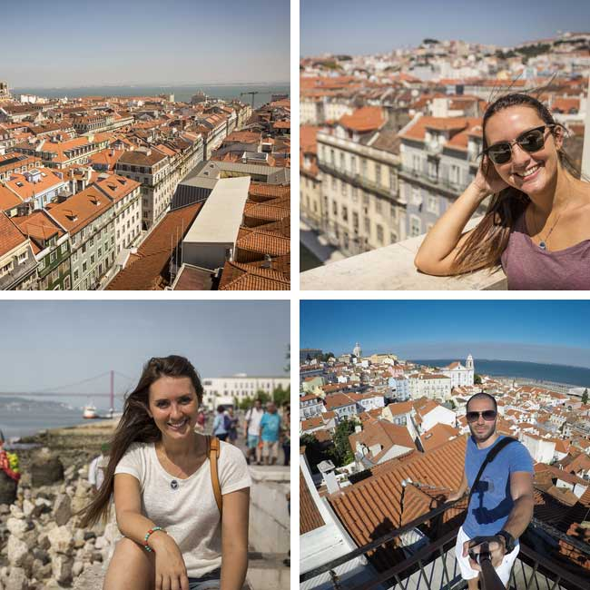 Tina & Mark in Lisbon, Portugal - Travel Reviews