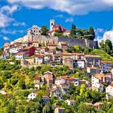 View of Motovun Istria - Croatia and Istria Vacation by Travelive