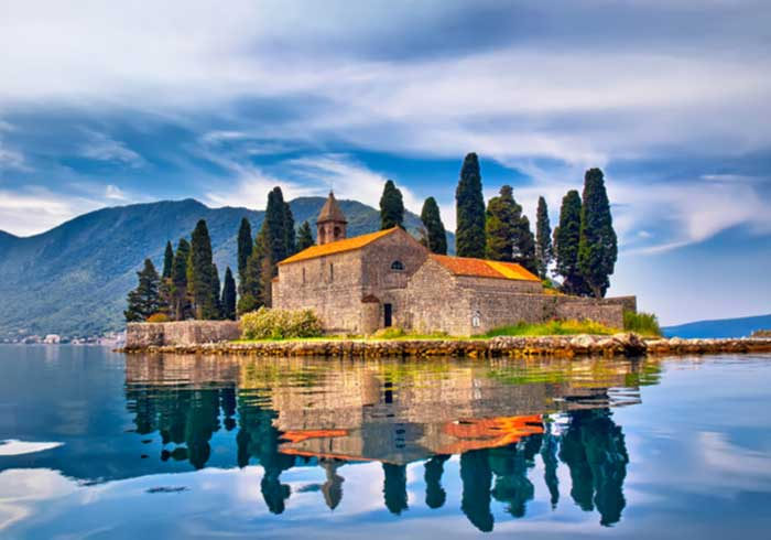 Kotor Bay Montenegro - Romantic honeymoon package by Travelive