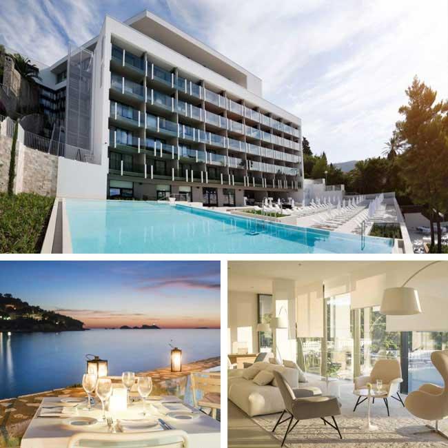 Hotel Kompas Dubrovnik - Dubrovnik Hotels, Travelive