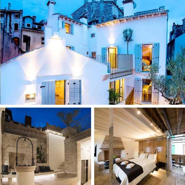 Spirito Santo Palazzo Storico - Rovinj Hotels, Travelive