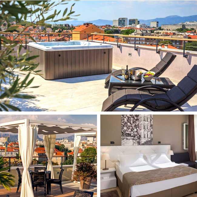 Hotel Cornaro - Split Hotels, Travelive