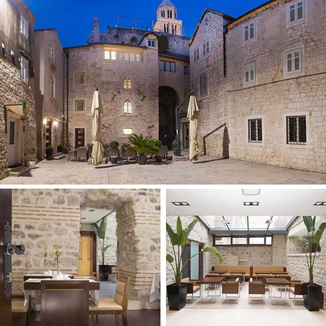 Vestibul Palace - Split Hotels, Travelive