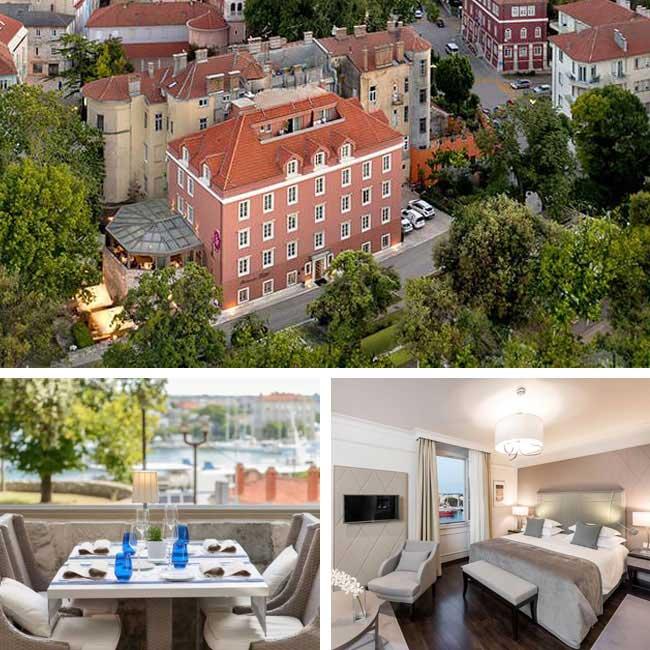 Bastion Heritage Hotel Zadar - Zadar Hotels, Travelive