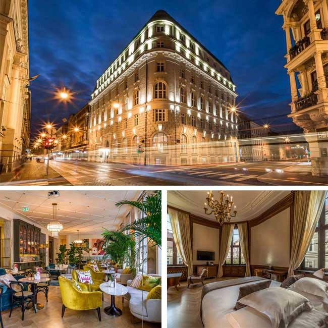 Amadria Park Hotel Capital - Zagreb Hotels, Travelive