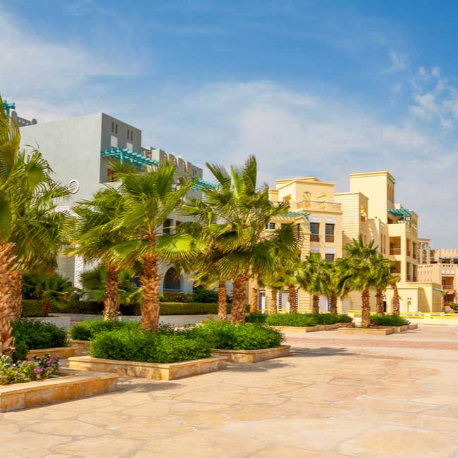 El Gouna, Egypt destinations, Coastal harbor city exploration with Travelive