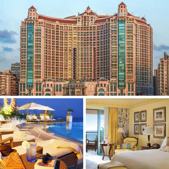 Four Seasons Hotel Alexandria at San Stefano - Alexandria Hotels, Travelive