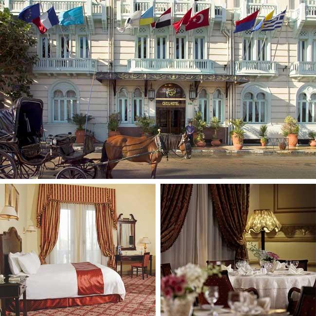 Sofitel Cecil Alexandria - Alexandria Luxury Hotels, Travelive