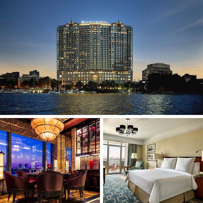 Four Seasons at Nile Plaza - Hotels in Cairo, Travelive