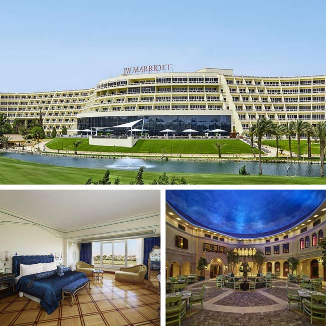 JW Marriott - Hotels in Cairo, Travelive