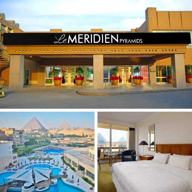 Le Meridien Pyramids Hotel and Spa - Luxury Hotels in Cairo, Travelive