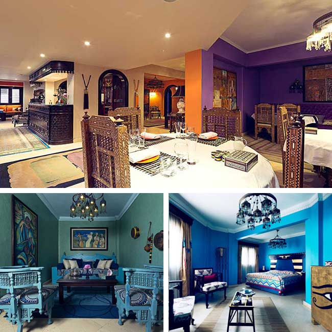 Le Riad Hotel de Charme - Hotels in Cairo, Travelive